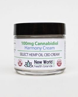 100mg - 2oz Harmony Cream