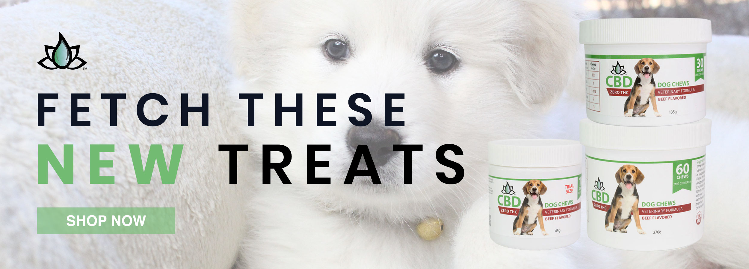 Check out our Dog chews